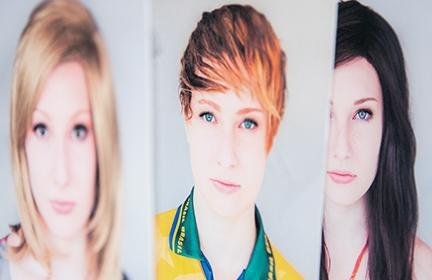 Portraits of Kat